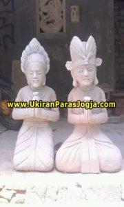 Patung Adat Bali