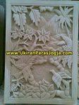 Relief Bunga Tanaman Burung Hewan 11