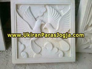 Relief Burung Merpati 14