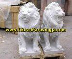 Singa patung