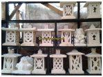 Batu Paras Lampion untuk taman dan Teras Rumah