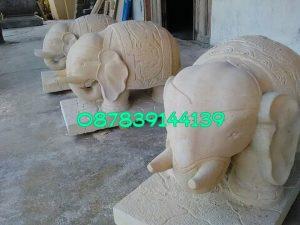patung gajah