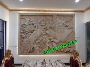 Relief hiasan dinding