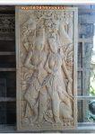 Relief Rama dan Sinta,ukiran orang, relief binatang,ukiran batu paras,parasJogja,hiasan dinding batu alam, ornamen,patung,lampion,pilar ukiran, ornamen batu alam,jual batu alam,jual batu ukir,batu alam