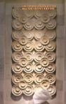 Relief motif bulat